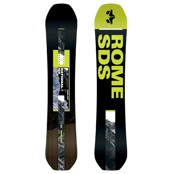 Rome National CB Snowboard
