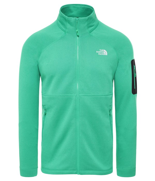 The North Face Impendor Powerdry Erkek Mont Yeşil