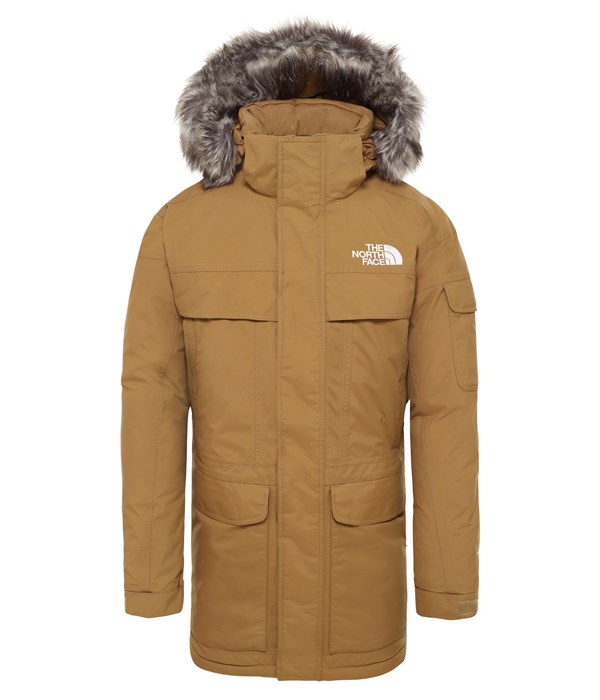 The North Face Mc Murdo Erkek Mont Haki