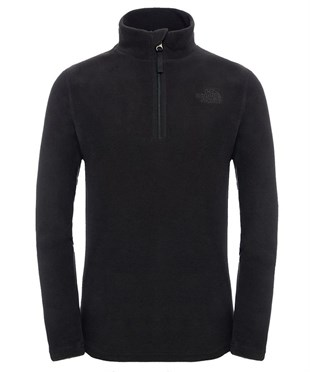 The North Face Glacier 1/4 Zip Çocuk Sweatshirt