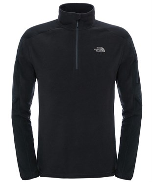 The North Face Glacier Delta Sweatshirt Siyah