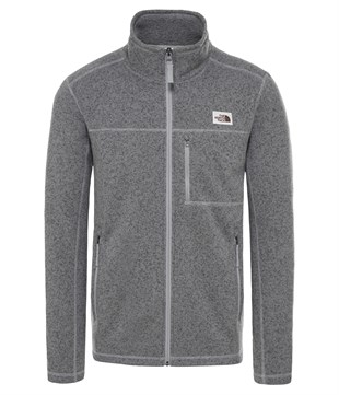 The North Face Gordon Lyons Erkek Sweatsirt Gri