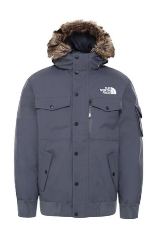 The North Face Gotham Erkek Mont Gri