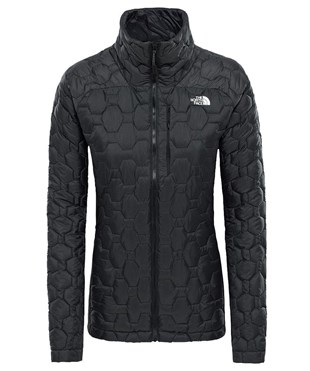 The North Face Impendor Thermoball Hybrid Kadın Mont Siyah