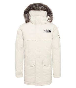The North Face Mc Murdo Erkek Mont Beyaz