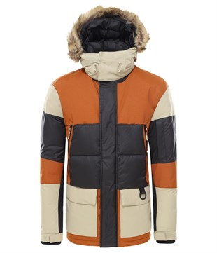 The North Face Vostok Erkek Parka Karamel